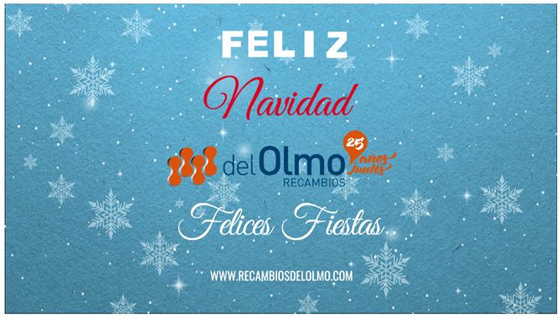 Felicitacion Navideña del Olmo