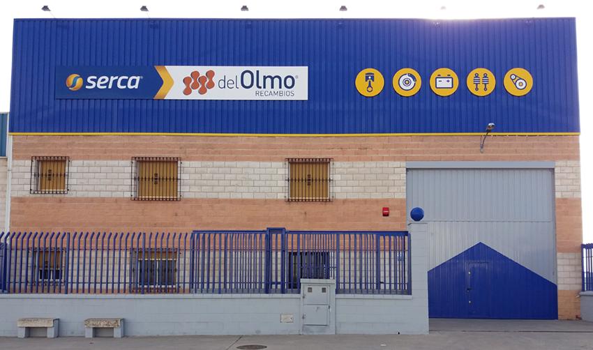 Recambios del Olmo abre nueva delegación en Villarrobledo (Albacete).