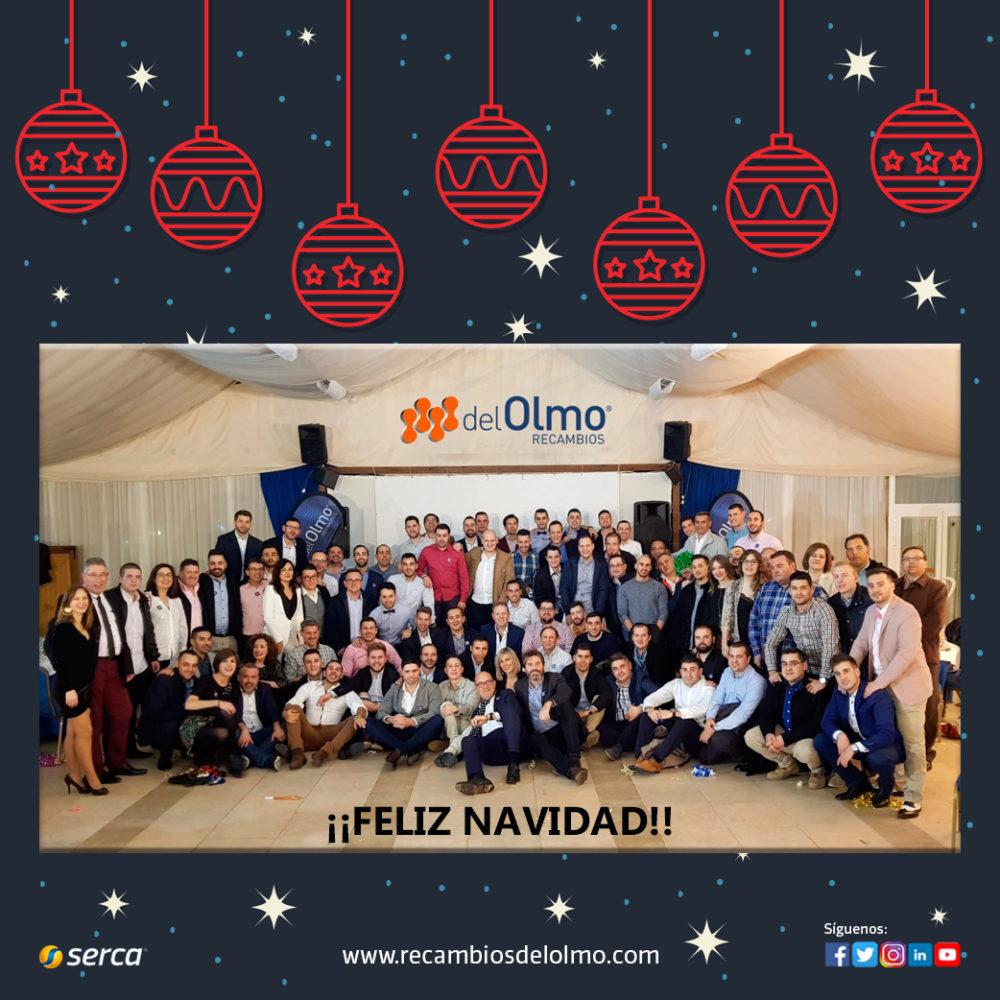 Equipo Cena Navidad 2018