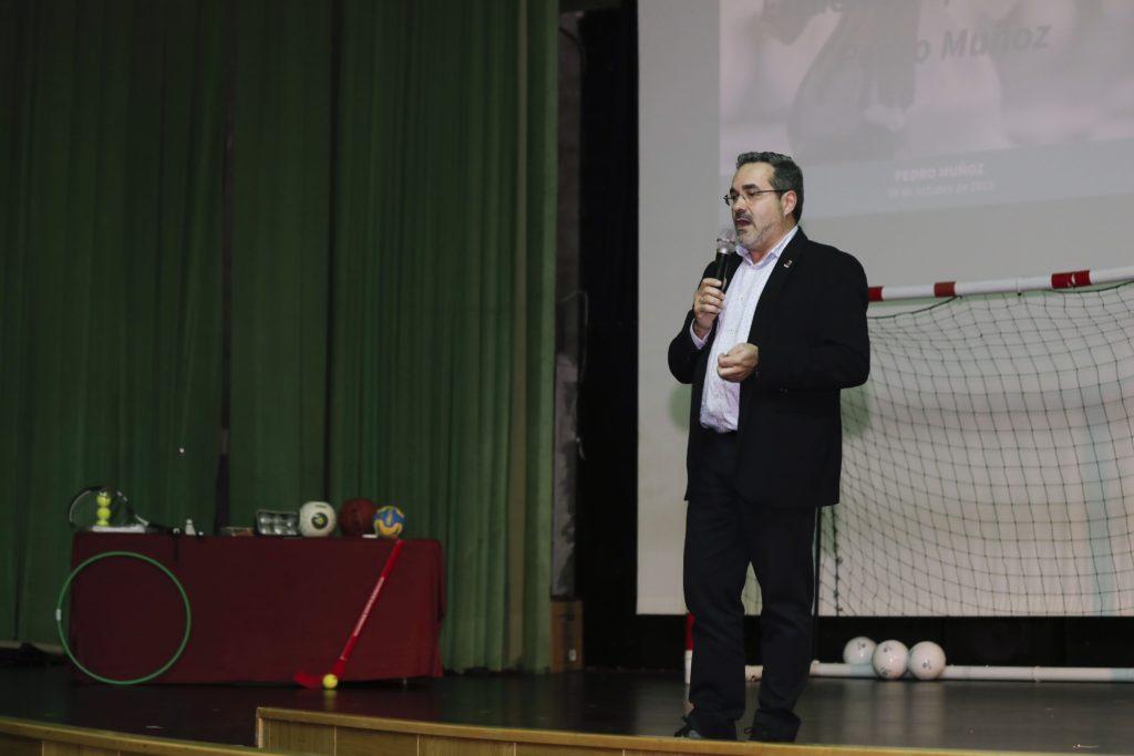 Jose Juan Charla de motivación deportiva