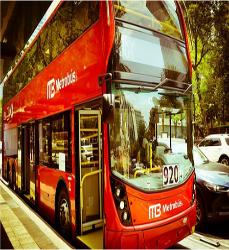 Repuesto para bus