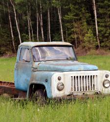 Recambios de vehiculo oxido en el coche