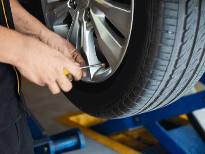 Neumáticos y ofertas de taller